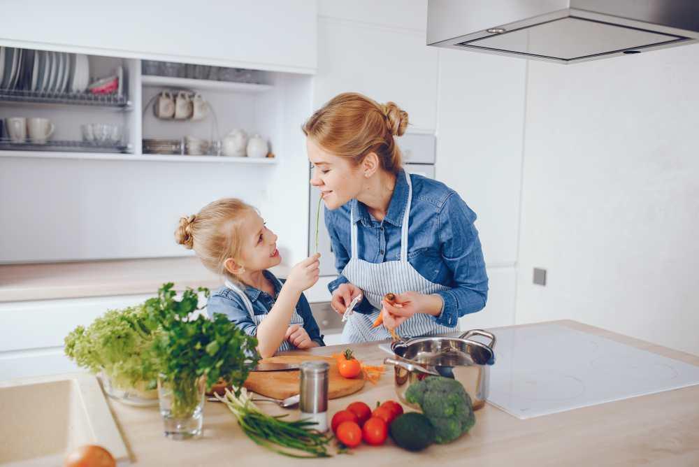 Comer cinco veces al día: alimentación equilibrada