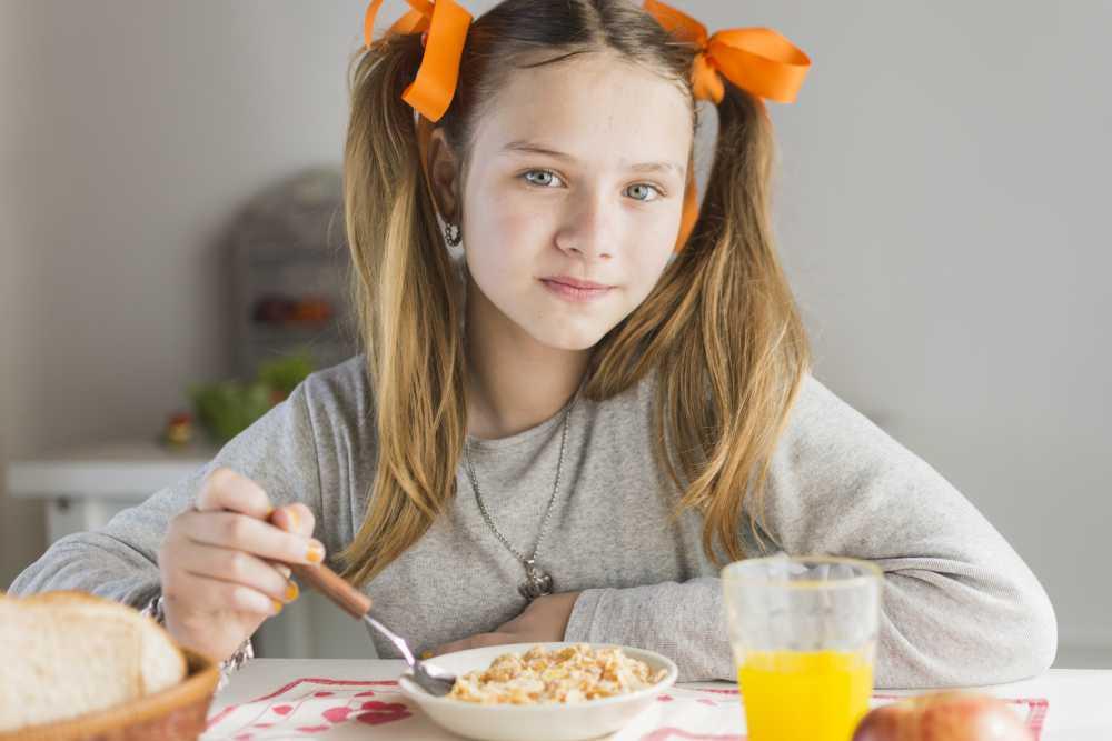 Alimentación infantil: minimizar el consumo de azúcar y calorías vacías