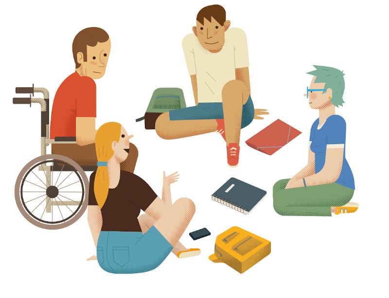 Derechos De Los Niños Y Niñas Con Discapacidad