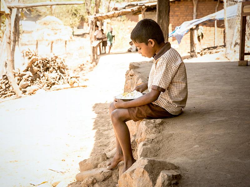 Image post Ayuda urgente para la infancia en India