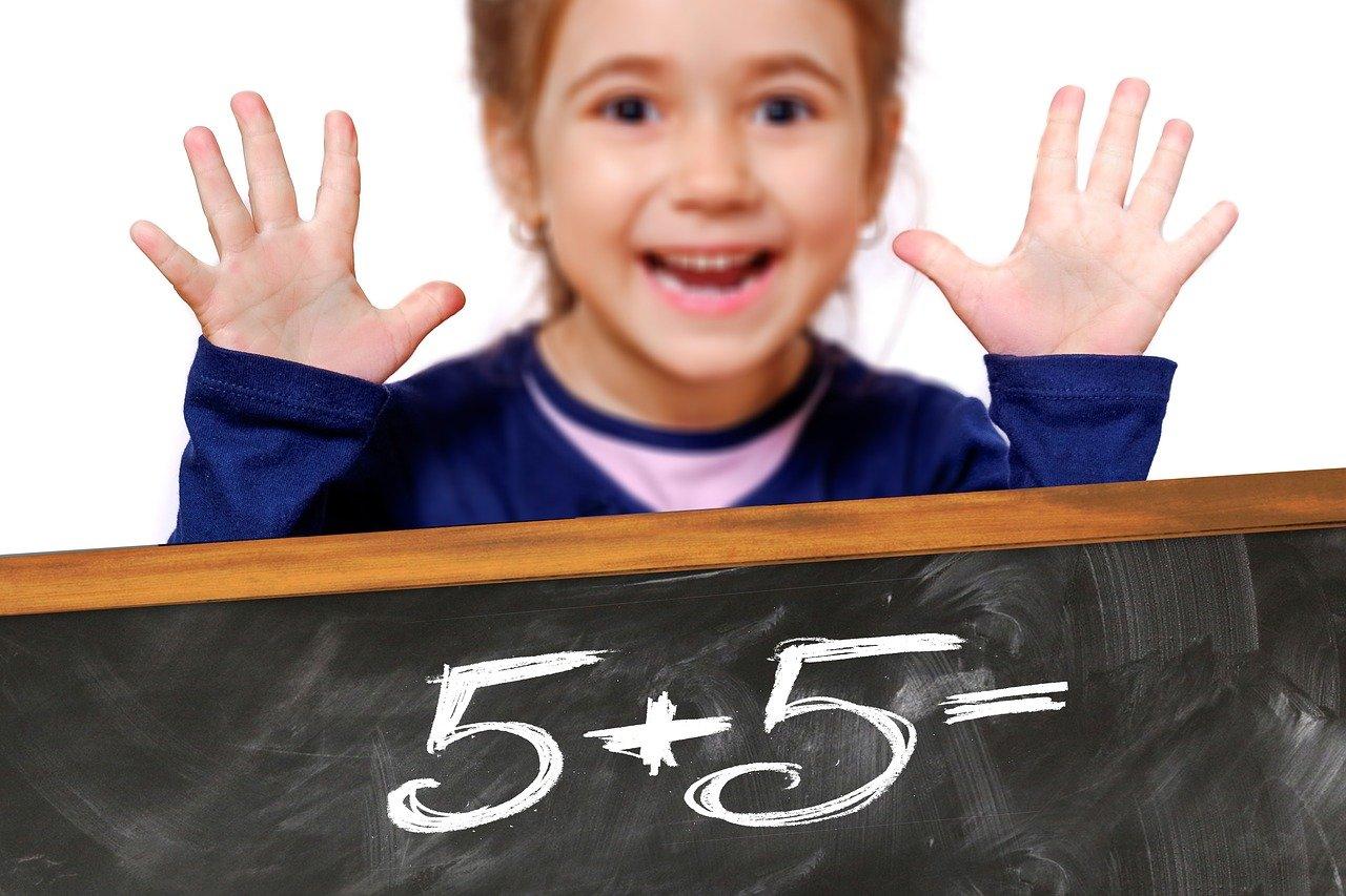 Foto de la entrada:Cómo enseñar matemáticas de forma divertida