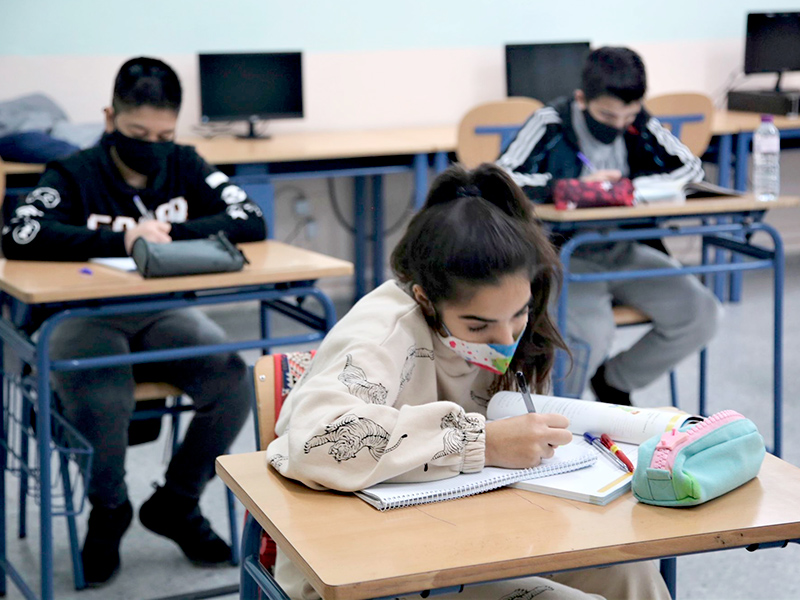 Foto de la entrada:Un año de pandemia: crece la desigualdad educativa