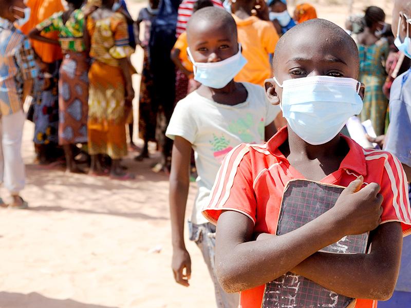 Foto de la entrada:Proteger la educación para proteger a la infancia en Níger