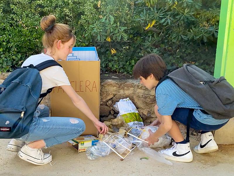 Image post El medioambiente no es una papelera, ¡cuidémoslo!