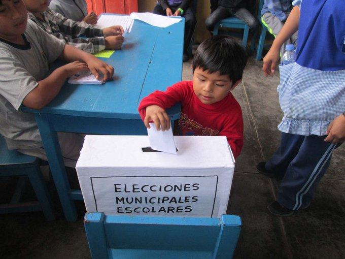 Image post Elecciones explicadas para niños y niñas
