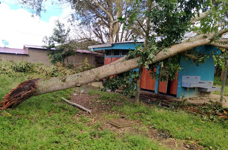 Foto de la entrada:El paso de los huracanes Eta e Iota, además del coronavirus, nos moviliza para proteger a las familias nicaragüenses más afectadas