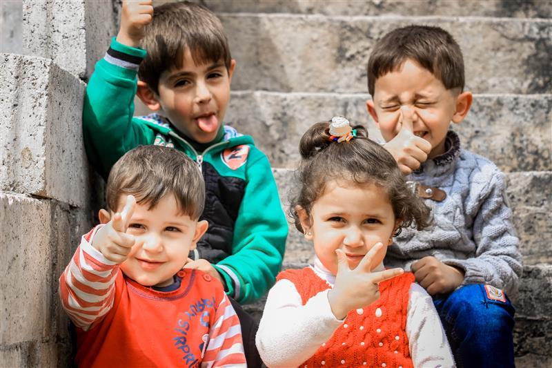 Image post Los niños y niñas son el colectivo más vulnerable, según la Encuesta de Condiciones de Vida
