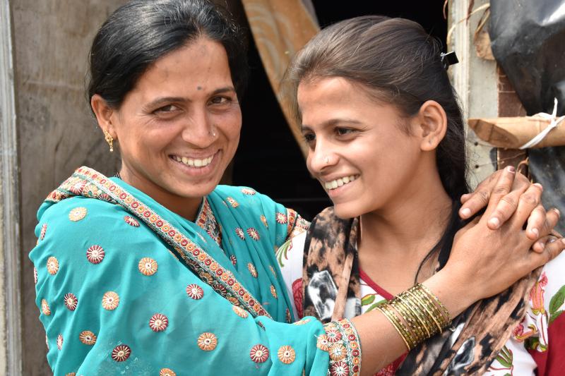Foto de la entrada:Obligada a casarse con tan solo 16 años: descubre la historia de Harshada