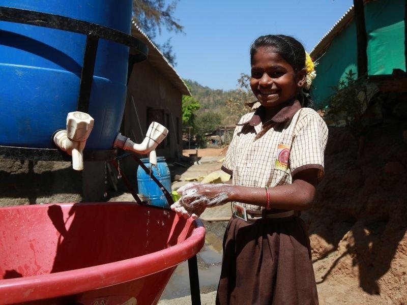 Concienciación por la COVID-19 en India