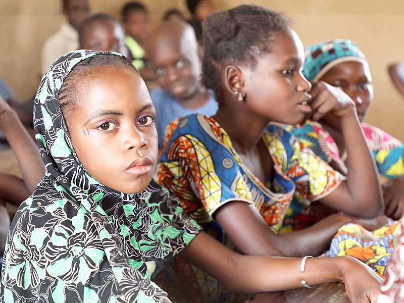 Foto Juntos por África: por el derecho a vivir libres de violencia