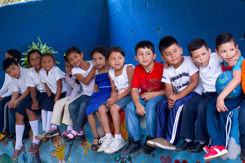 Foto de la entrada:Los niños y niñas tienen mucho que contar, ¿los escuchamos?