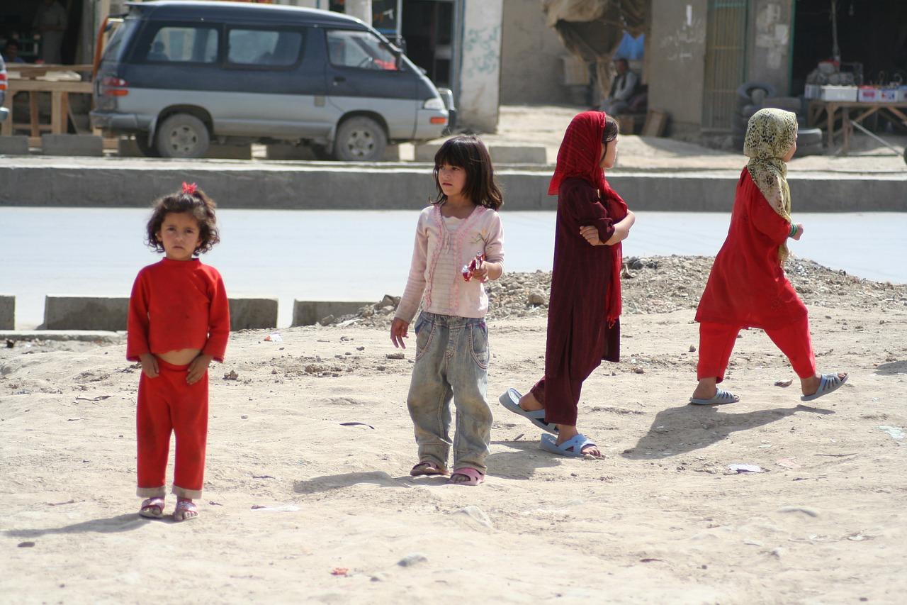 Image post La realidad de las niñas afganas