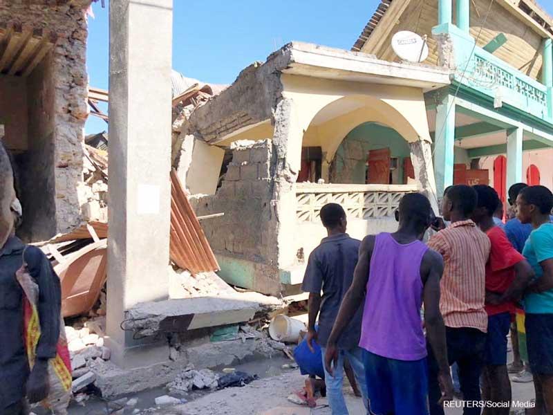Image post La Alianza Childfund, presente en la asistencia humanitaria en Haití