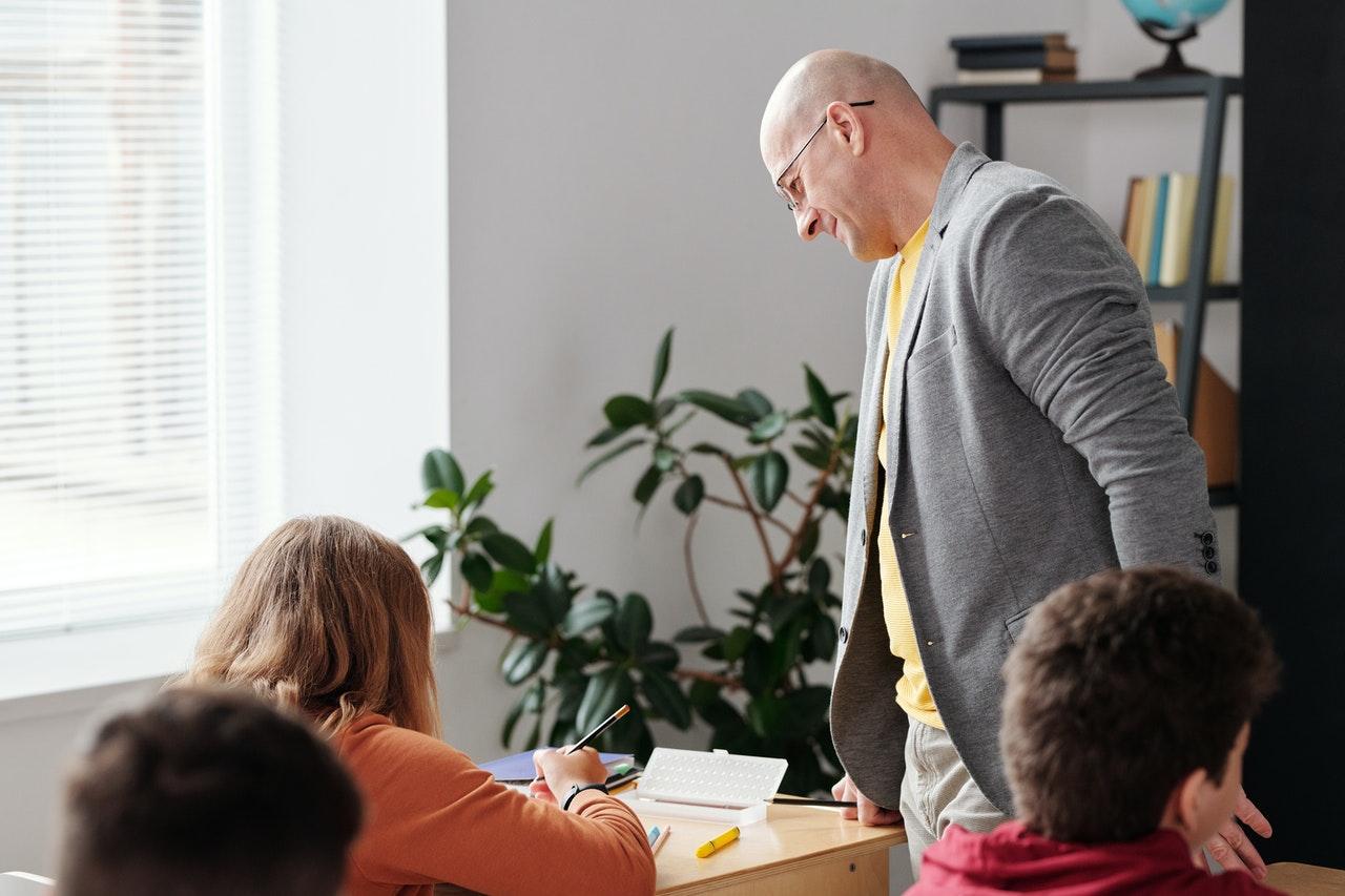 Image post Acompañar para reducir el abandono escolar