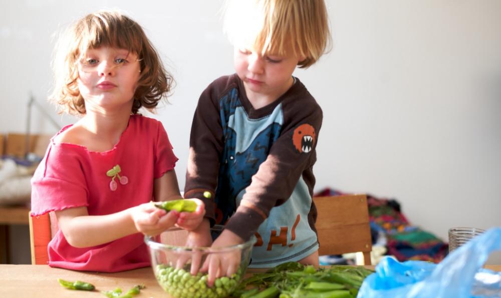 Image post Por qué incorporar las legumbres a la dieta infantil