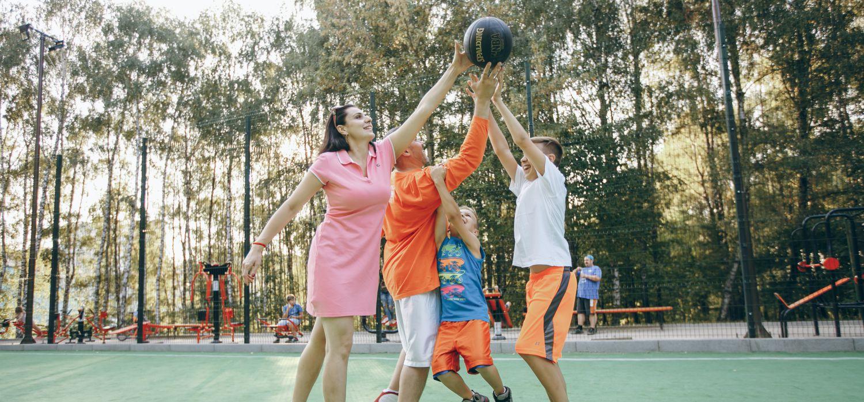 8 ideas para hacer deporte junto a los niños