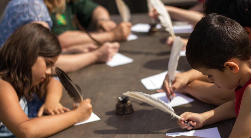 Foto de la entrada:Cómo escribir un cuento con tus hijos
