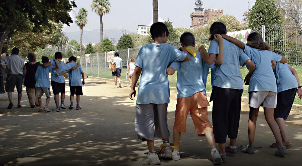 España refuerza el sistema de protección de los niños y las niñas