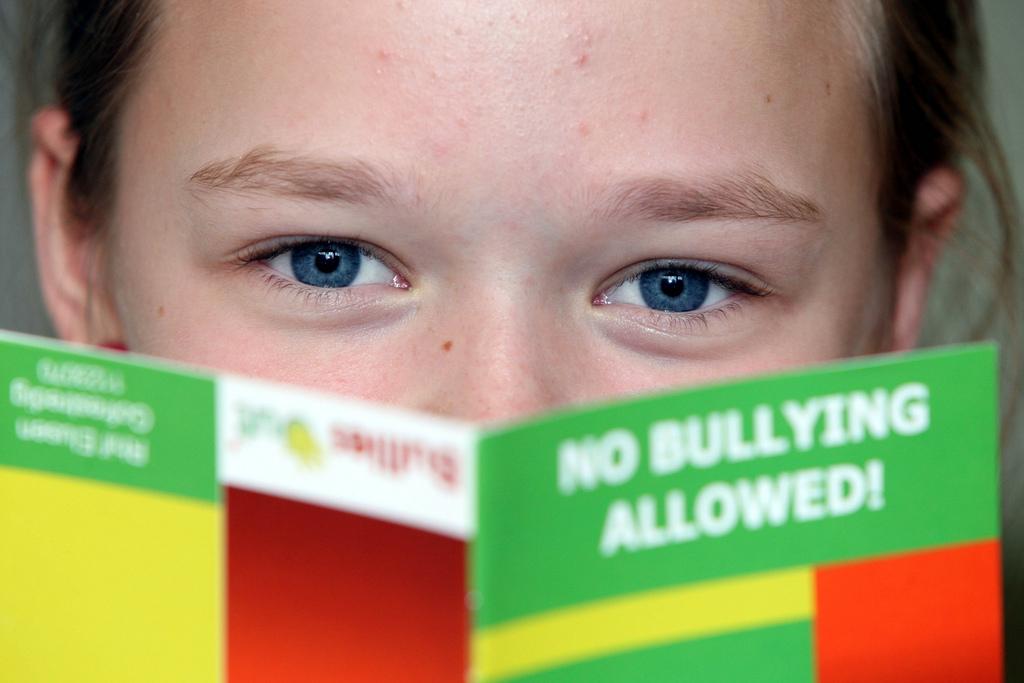 ¿Se puede hacer algo legalmente para parar el acoso escolar?