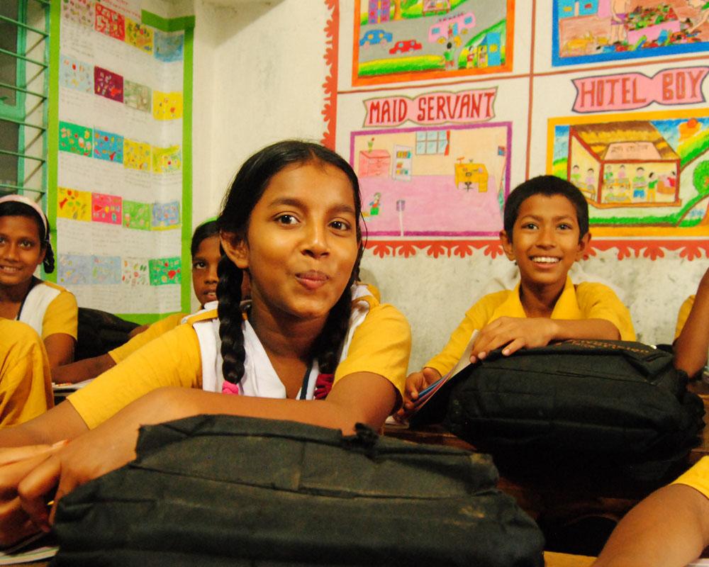 Escuelas sanas, niños sanos