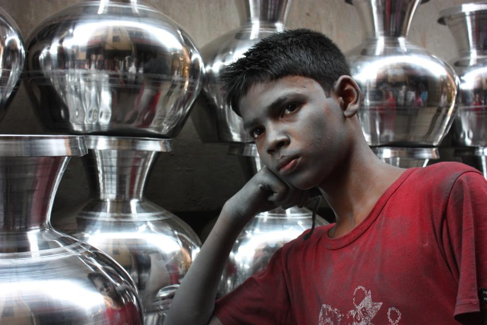 'Antes de crecer': un vídeo para conocer la realidad del trabajo infantil en Bangladesh