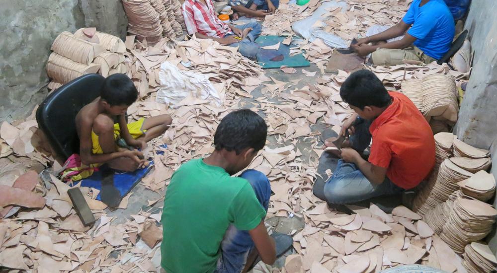 Niños esclavos: un drama en pleno siglo XXI