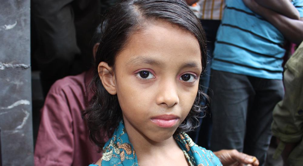 Material para trabajar con los niños en el aula: El matrimonio infantil en Bangladesh