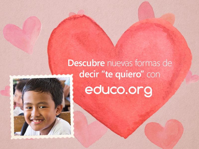 """Foto de la entrada:Este año, por San Valentín, dile """"te quiero"""" de una manera original"""