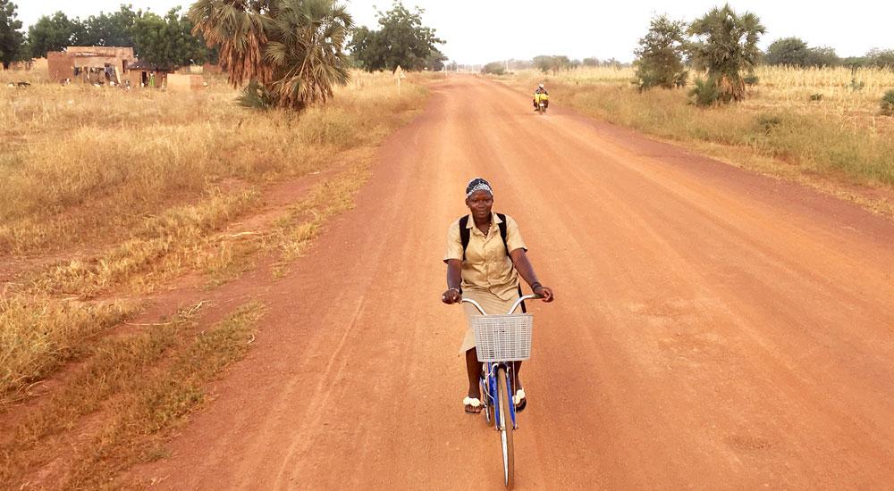 La bicicleta de Fadila