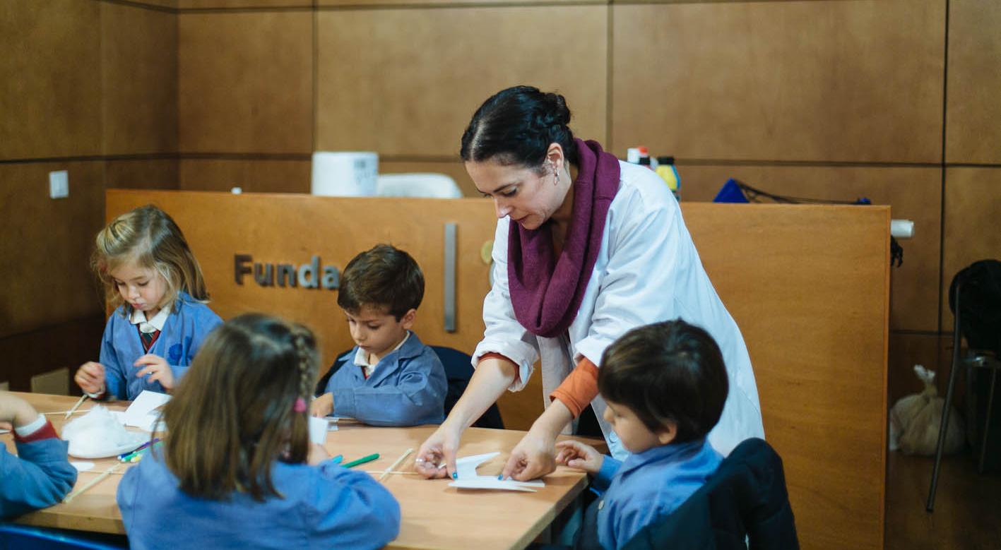 Fundación Cajasol se suma a nuestras becas comedor
