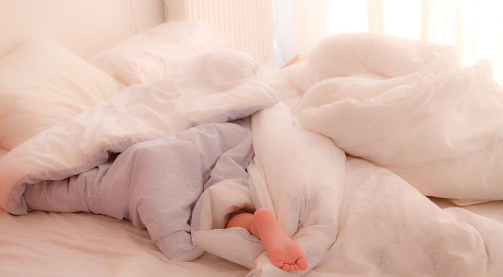 Cómo conseguir que tu pequeño duerma en su cama