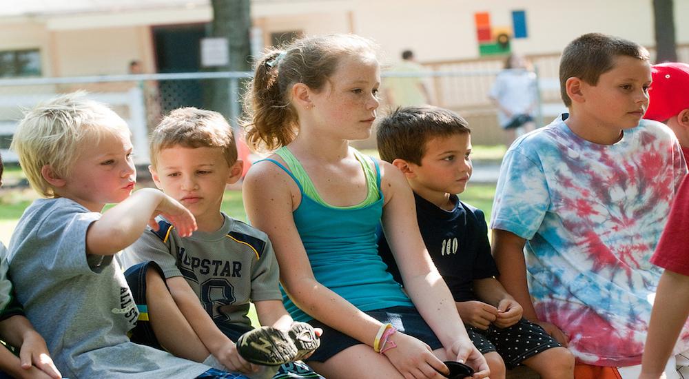 Foto de la entrada:Campamentos diferentes para niños en agosto