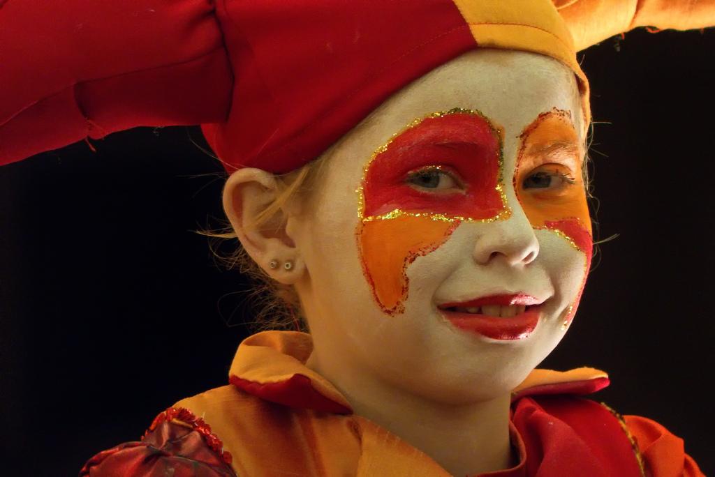 Image post Es carnaval y mi hijo no quiere disfrazarse