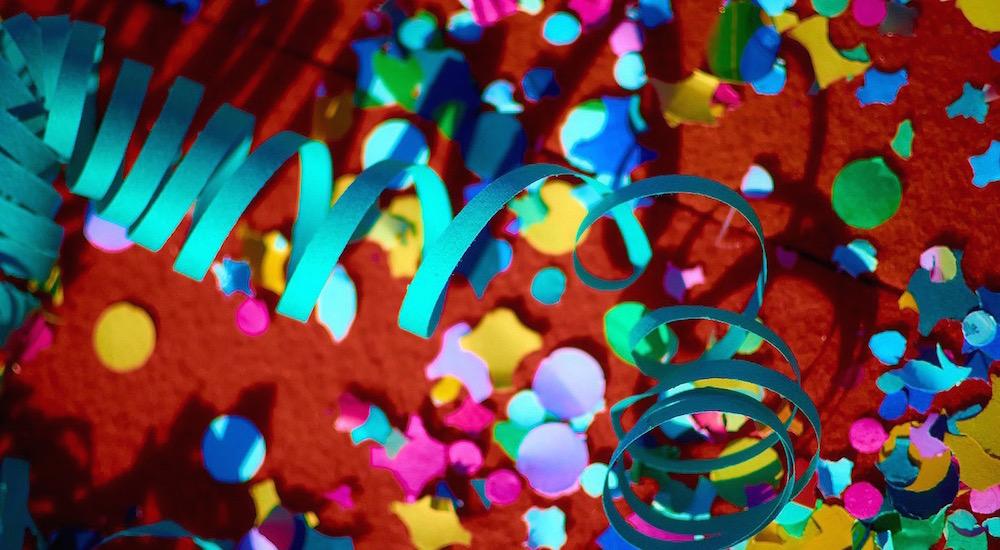 Carnaval y lo que aprenden los niños disfrazándose