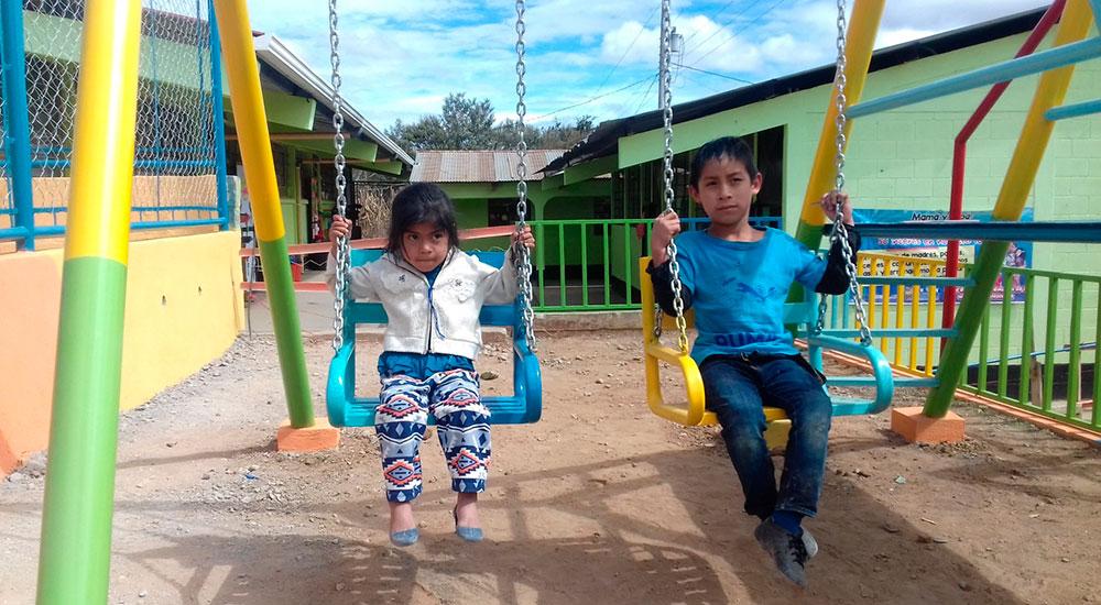 Foto Escuelas seguras y dignas
