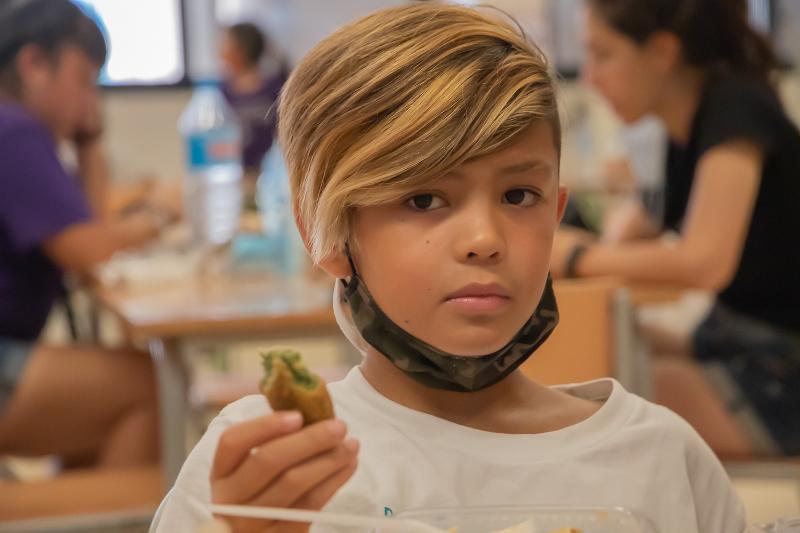 Foto de la entrada:La importancia del comedor escolar