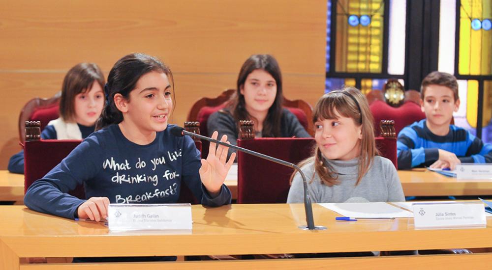 Image post Mataró da voz a los niños y niñas
