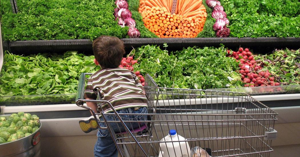 Consumidores responsables: elige alimentos saludables