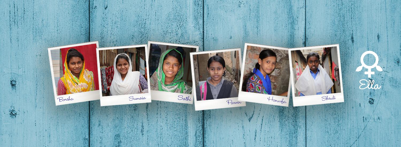 Miles de niñas abandonan la escuela cada año para trabajar o casarse