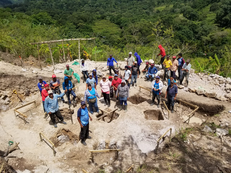 Foto Coronavirus: Agua potable y saneamiento para 70 familias y 350 escolares en Nicaragua