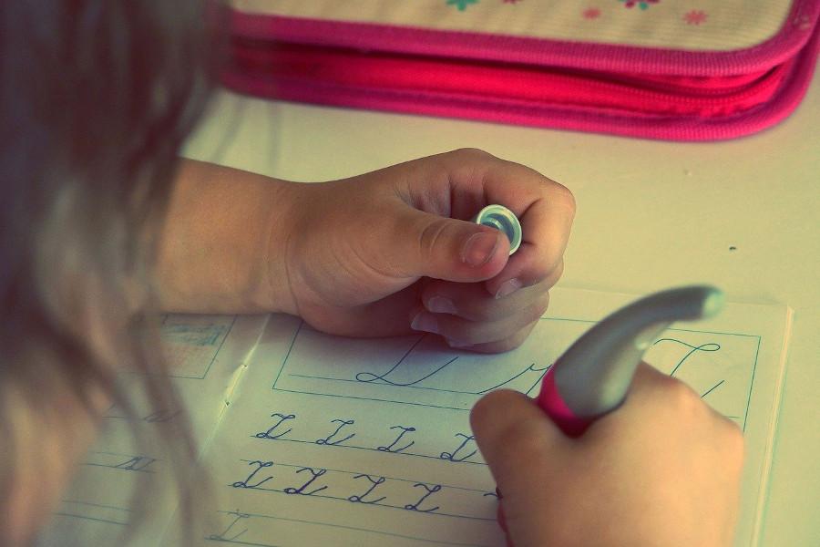 Cómo organizar los deberes de los niños y niñas