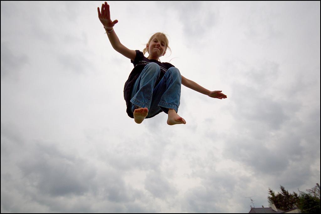 Foto La falta de ejercicio puede debilitar los huesos de los niños