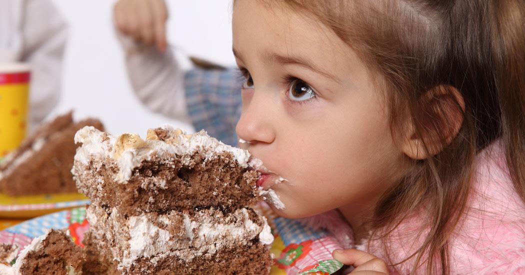 La diabetes y la alimentación infantil