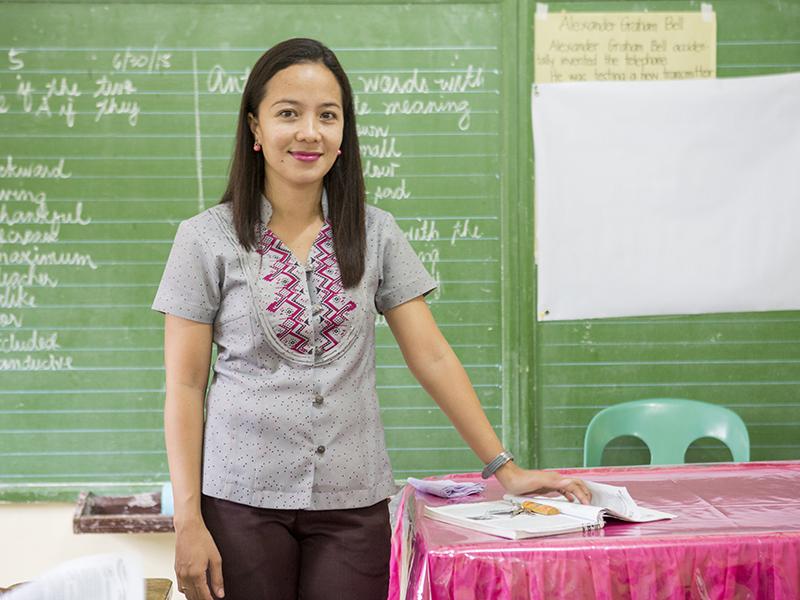 Foto de la entrada:Día Mundial del docente: la importancia de los maestros en nuestra sociedad