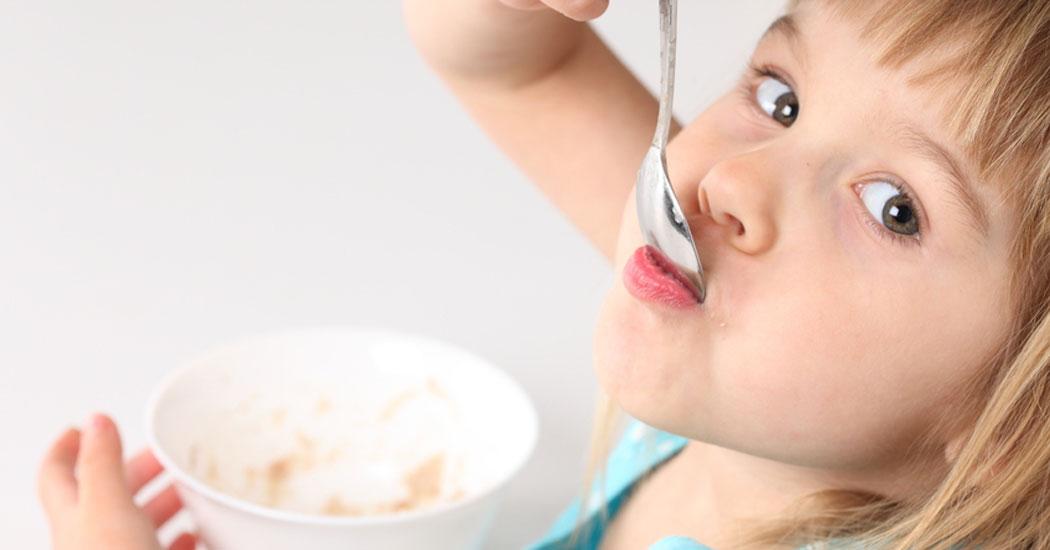 Enseñar a comer bien, una lección de vida para los niños
