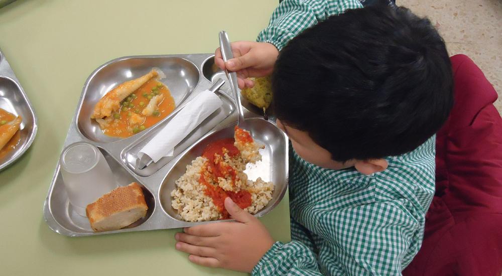 La Fundación Mapfre renueva su compromiso con las becas comedor de Educo