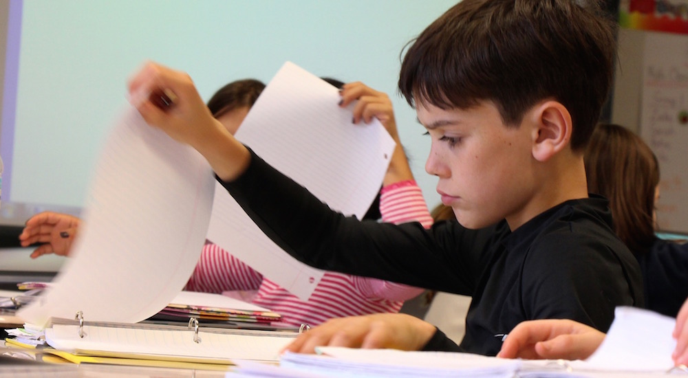 Foto de la entrada:Los exámenes, realmente ¿son necesarios?