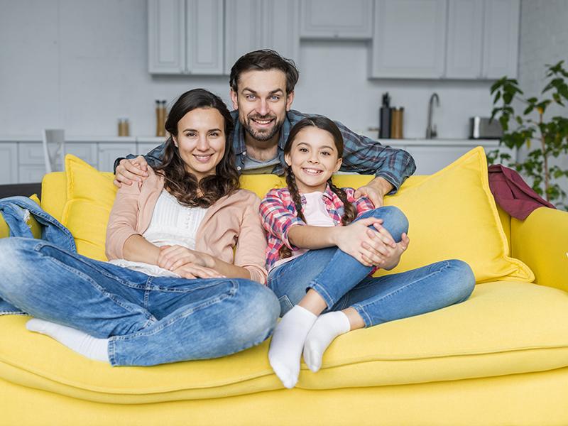 Foto de la entrada:Cómo abordar la cuarentena en casa para asegurar una buena convivencia familiar