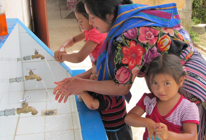 Foto de la entrada:Nuevo proyecto en Guatemala para frenar al coronavirus