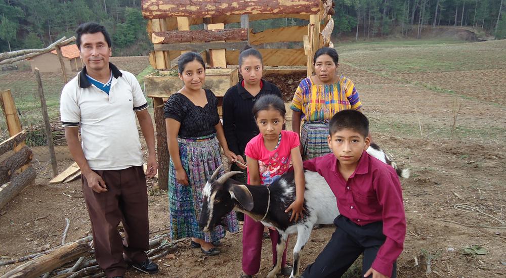 Foto Luchamos contra el hambre en el Quiché